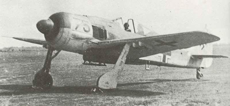 Focke-Wulf Fw 190 F-8