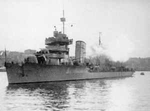 Zerstörer der Leningrad-Klasse