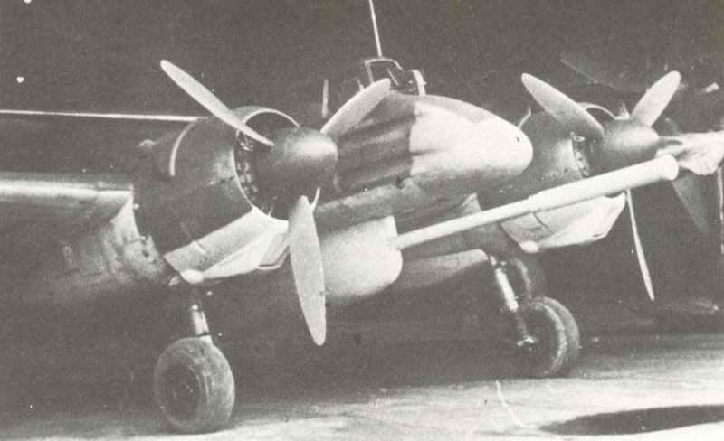 Hs129B-2 mit 75-mm BK 7,5