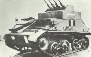 Leichter Fla-MG-Panzer Mk I