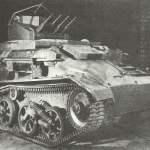 Fla-MG-Panzer Mk II