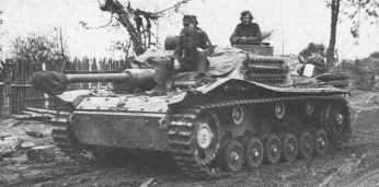 frühes Serienmodell StuG40G