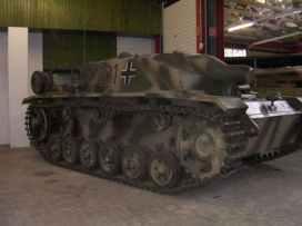 StuG40 im Panzermuseum