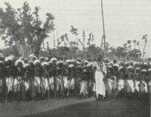 Sultan Msinga von Ruanda