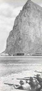 Verteidigung Gibraltar
