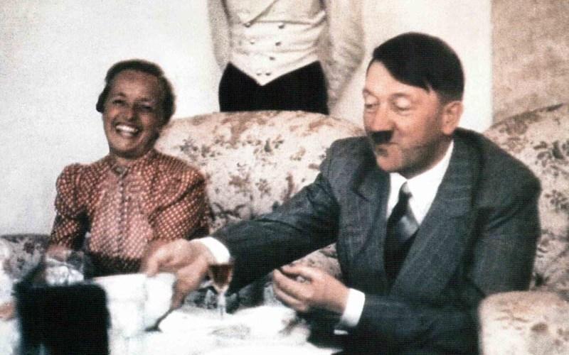 Hitler Privat und Antisemitsimus