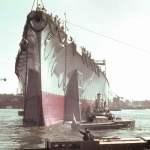 Stapellauf der Tirpitz