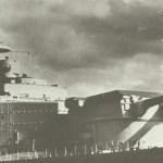 vordere Aufbauten Tirpitz