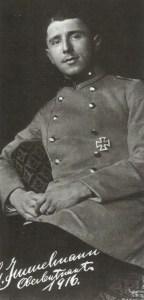 Max Immelmann, der 'Adler von Lille'