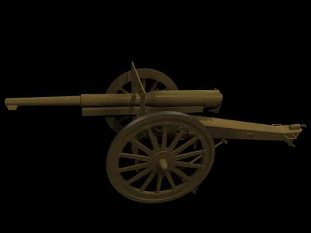 3d-Modell M 1897