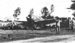 Nakajima Ki-43 III Jagdflugzeug