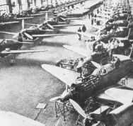 Flugzeugfabrik in Nowosibirsk