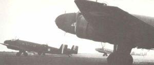 Südafrikanische Ju 86 Bomber