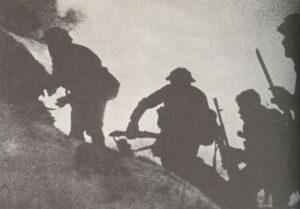 Angriff britischer Commandos