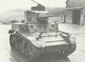 Panzer M3 für Briten