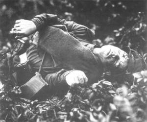 toter russischer Soldat