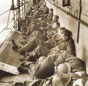 Evakuierung Briten aus Griechenland