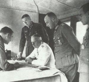 Manstein vor Leningrad