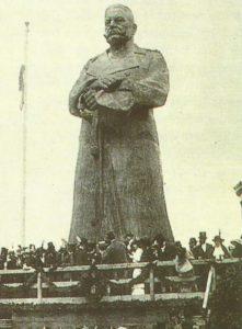 Hindenburg-Statue Berlin