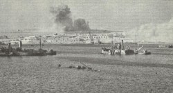 Hafen von Tobruk