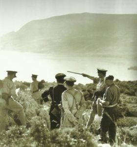 Briten bereiten Verteidigung Kretas vor