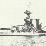 Schlachtschiff 'Iron Duke
