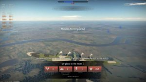 Sieg mit Pe-8 in War Thunder