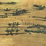 Nachschub für das Afrikakorps mit Ju 52