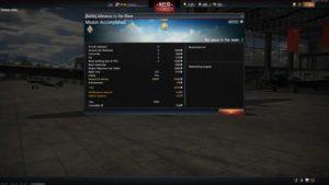 Siegesbildschirm War Thunder