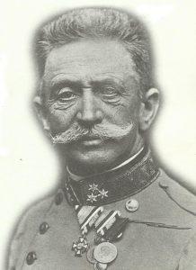 Generalstabschef Conrad von Hötzendorf