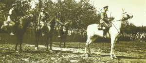 Russische Truppen Galizien