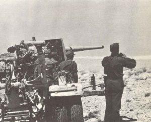 8,8-cm Flak Unternehmen Battleaxe