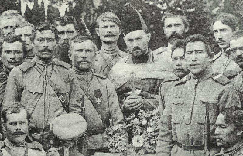 Die Soldaten des Zaren