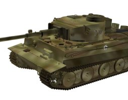 PzKpfw VI Tiger (Teil II)