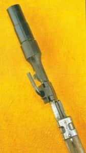 Granatwerfer am Kar 98k