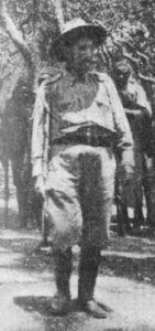 portugiesischer Hauptmann