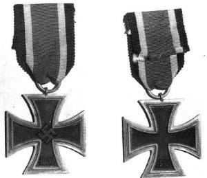 Eisernen Kreuz II. Klasse 1939