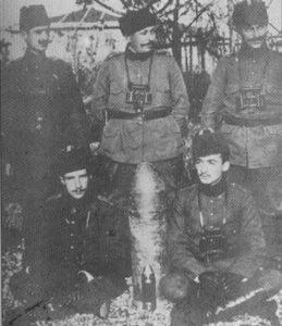 Türkische Feldoffiziere