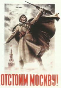 Verteidigen wir Moskau