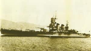Schlachtschiff 'Vittorio Veneto'