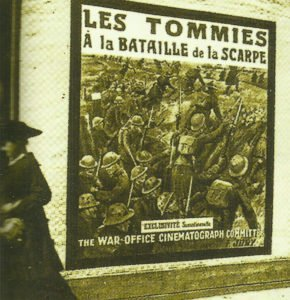 Krieg im Kino