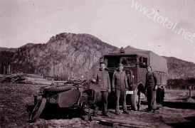 Wehrmachts-Bilder aus Norwegen