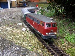 Diesellokomotive BR 218