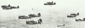Brewster F2A Buffalo Jagdflugzeuge