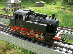 Dampflokomotive BR80 (Modell-Hersteller: MÄRKLIN)
