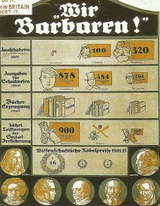 'Wir Barbaren !'