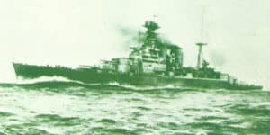 Schlachtkreuzer 'Hood' 1920