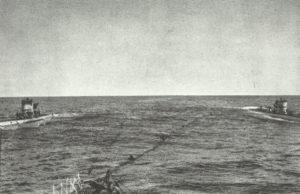 U-Tanker versorgt U-Boote