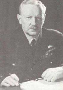 Luftmarschall Sir Arthur Traver Harris