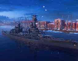 Schlachtschiff Kaiser in WoWs